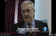 Intervista a Sergio Corbello | TG Tele7